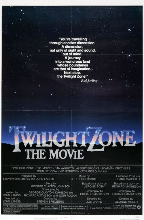 Watch Twilight Zone: The Movie 1983 Full Movie Online Free