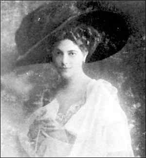 Mata Hari in young adulthood (supposedly)