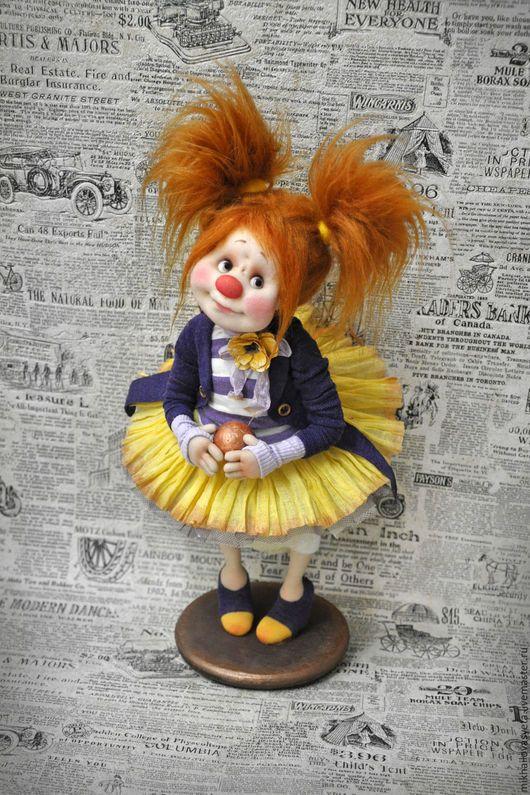 Коллекционные куклы ручной работы. Ярмарка Мастеров - ручная работа. Купить Жаклин и Жак. Handmade. Комбинированный, красивая, в интерьер