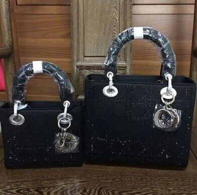 Diorissmo мешок он импортные шелка и сатинировок, Алмаз, Импорт аппаратные средства сумки