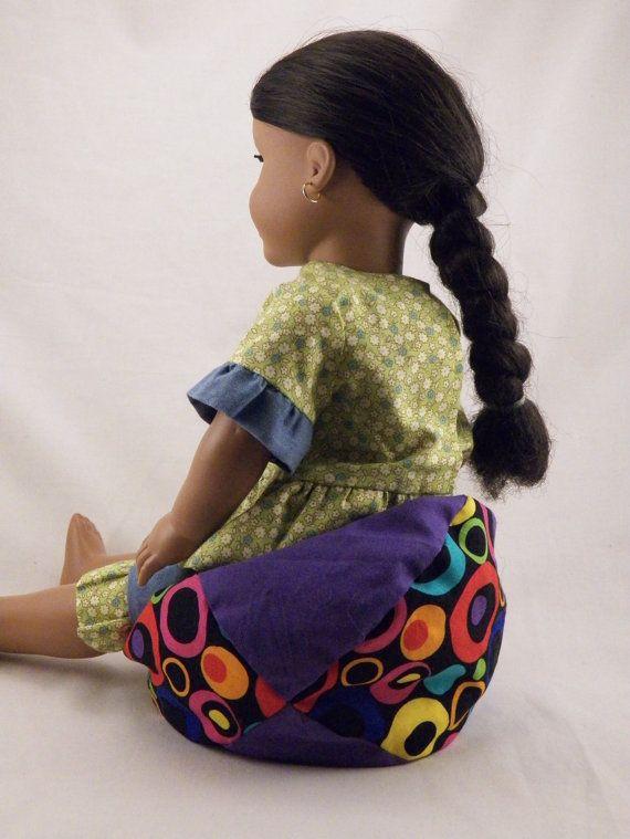 18 Doll American Girl Bean Bag Chair