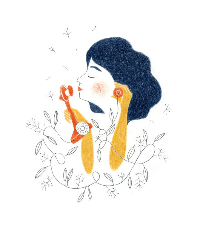 chi.ama - valeria cardetti illustration