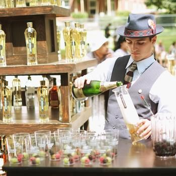 Make These Elderflower Cocktails From The Jazz Age Lawn Party: Gothamist