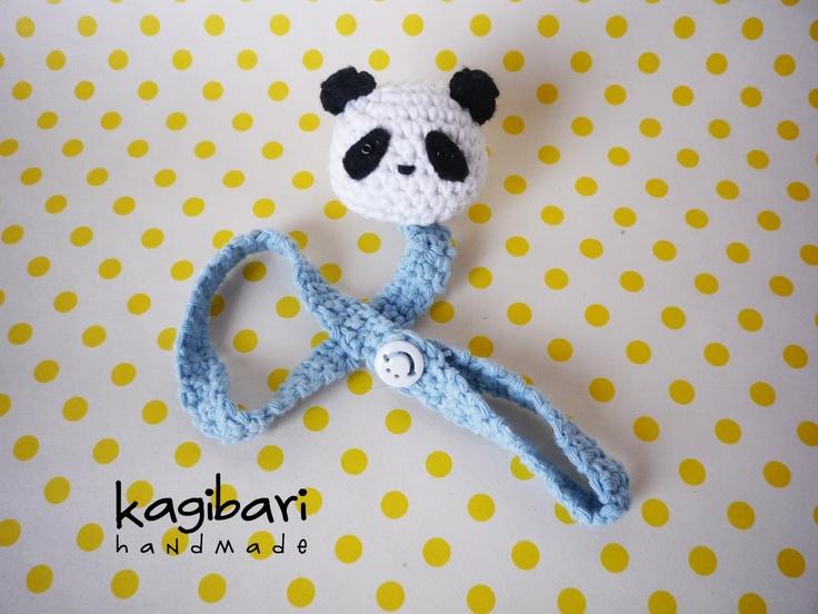Portachupete Panda