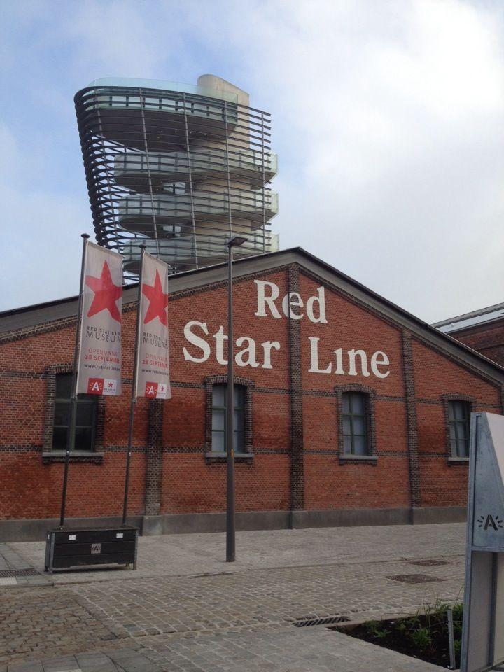 Red Star Line Museum, Antwerp, Belgium, a gem of a museum
