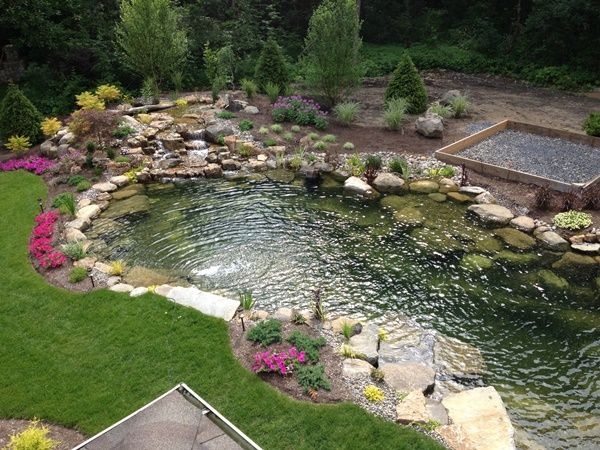 Pin By Decor And Home Magazine Online On Ponds Ideas 400 x 300