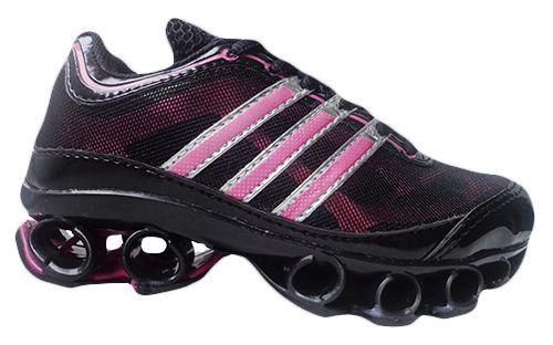 infantil-feminino-adidas-titan-mesh-preto-e-rosa-o-mais-barato