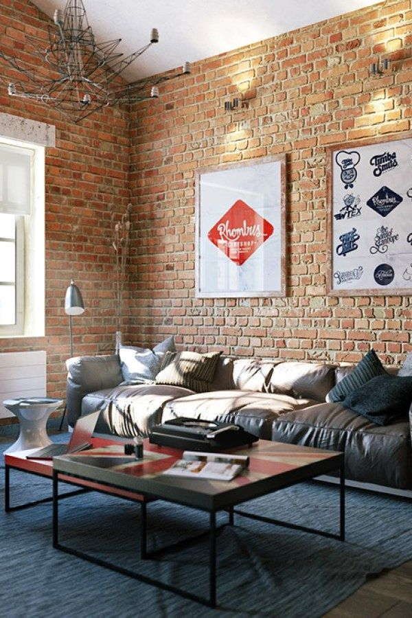 10 Stunning Industrial Style Decor Ideas That You Can Create For ...