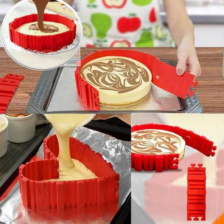 4 Pcs/1 set Makanan Kelas Silikon Panggang Kue Ular Cetakan Sihir Panggang stitch setiap bentuk panggang diy semua jenis cetakan kue kue alat
