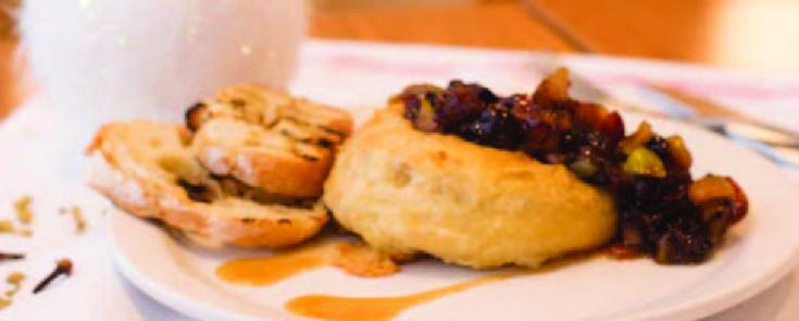 """Zola Bistro -- figure out a fake for this: """"Bee Sting"""" Flat Bread 12  Tomato Sauce / Mozzarella / Soppressata / Chili Flakes / Honey / Basil"""