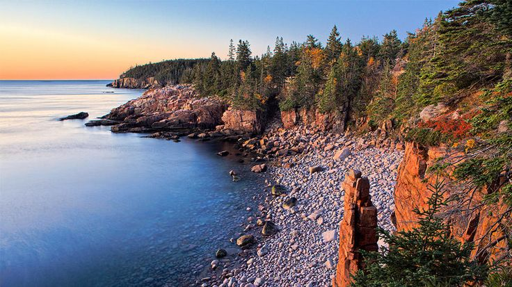 Acadia National Park, Maine: Acadia National Parks, Buckets Lists, Gifts Cards, 500 Gifts, Canada New England, Places, Promotion Pin, Discover Canada New, Monuments Cove