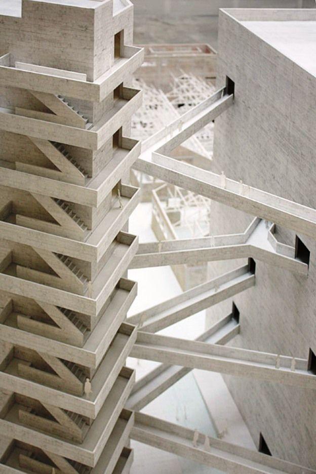 SESC POMPEIA – projeto Lina Bo Bardi, 1977
