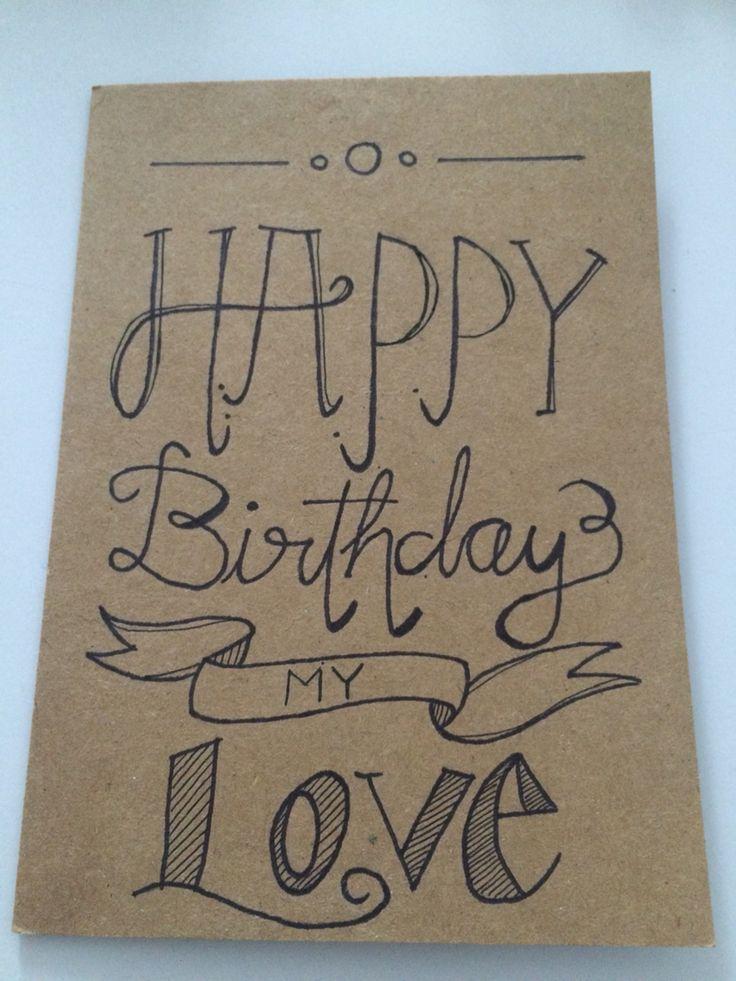 Happy Birthday Card for my Boyfriend