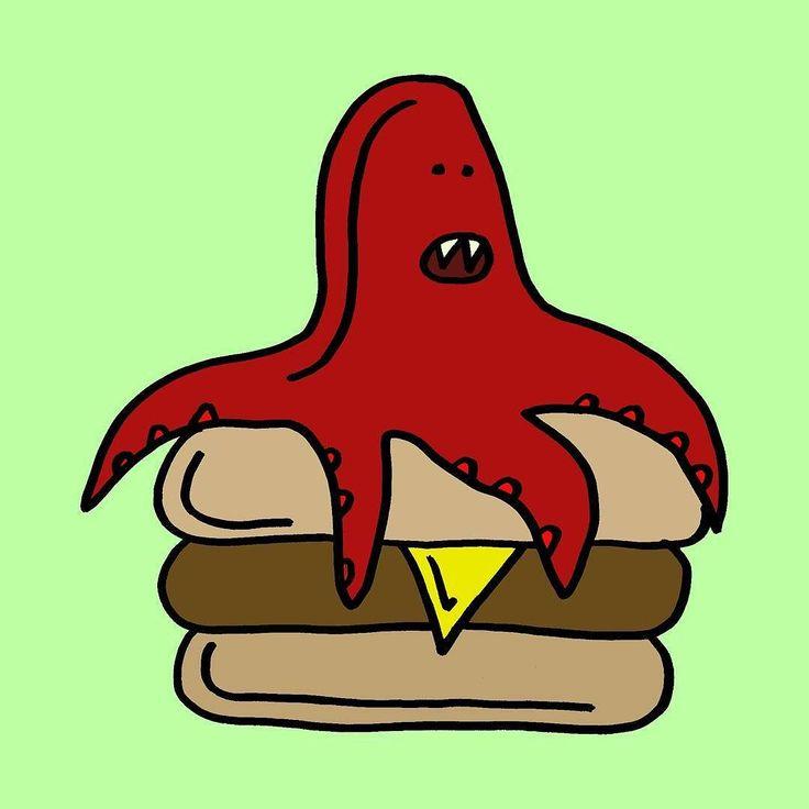 Octopus Hot Dog Lisbon