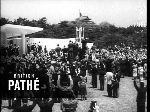 Japan Marks Independence Day (1952) - YouTube