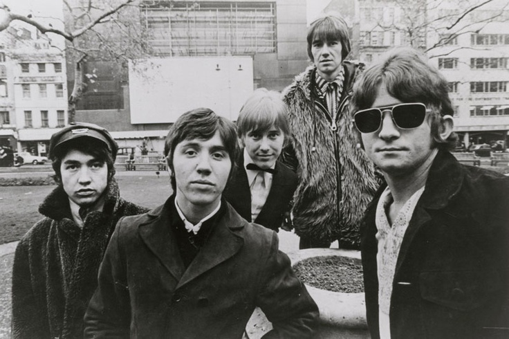 """The Easybeats. Rockumentary """"Stevie"""" on the life & times of Easybeat's lead singer Stevie Wright premieres in February at Panthers, Penrith, NSW."""