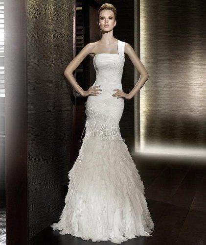 Jessica's Bridal offer the best Wedding Dress Strapless Taffeta Mermaid Gown W Oversized Flower Style.