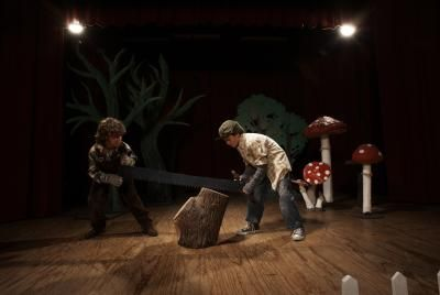 Teaching Drama & Stage in Elementary