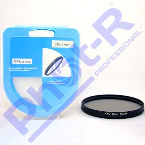 Phot-R-77mm-PRO-Digital-Circular-Polarising-CPL-Threaded-Universal-Filter