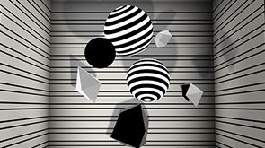 Op Art - Nike Flyknit Projection Mapping by Found.