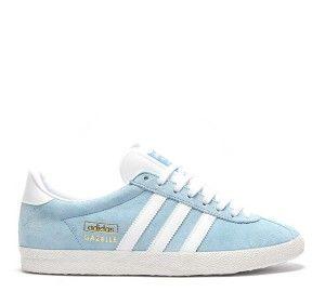 Adidas Gazelle Og Bleu Pas Cher