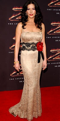D&G Catherine Zeta Jones