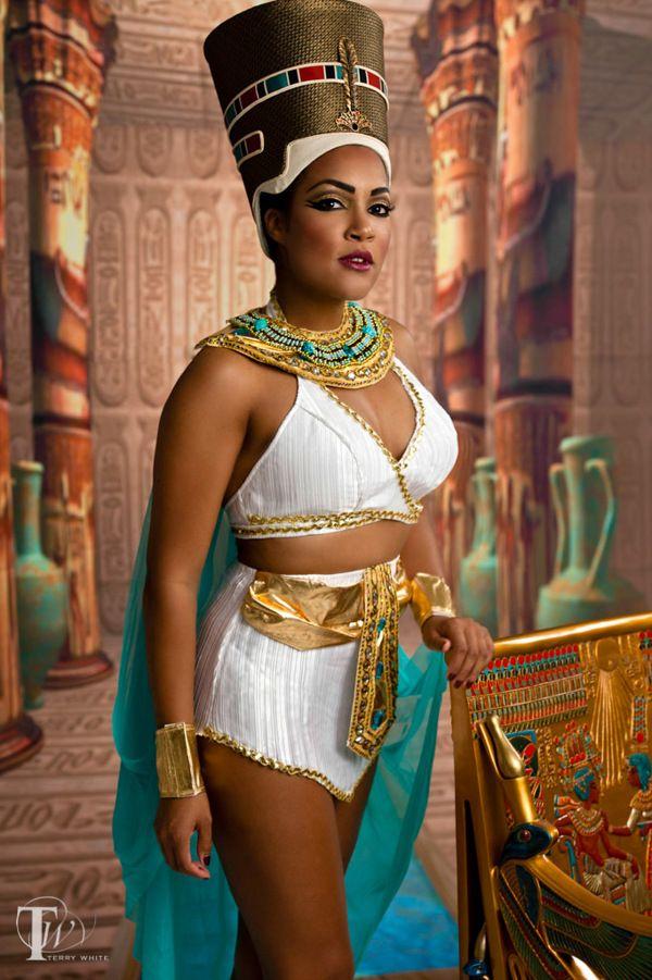 Pin by Boodilkina on ref of nefertiti/cleopatra | Egyptian ...