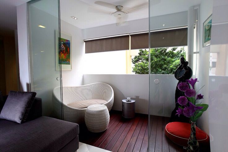 19 best images about home cosy corner on pinterest for Hdb balcony design