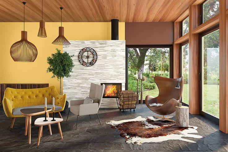 Z potrzeby ciepła i przytulności w mieszkaniu do łask w aranżacji wnętrz wraca stylistyka vintage, która jest zaprzeczeniem minimalistycznie, niemal sterylnie urządzonych i chłodnych w tonacji pomieszczeń.