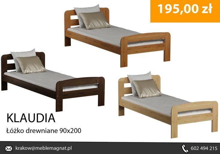 Łóżko w jakim kolorze pasuje bardziej do twojej sypialni? #Łóżkadrewniane #łóżkasosnowe #Meble #mebledosypialni #mebledrewniane