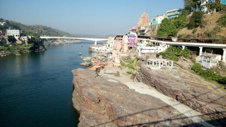 ॐOmkareshwar jyotirling, m.p