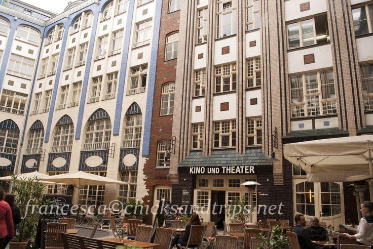 Hackeschen Hofe Berlino