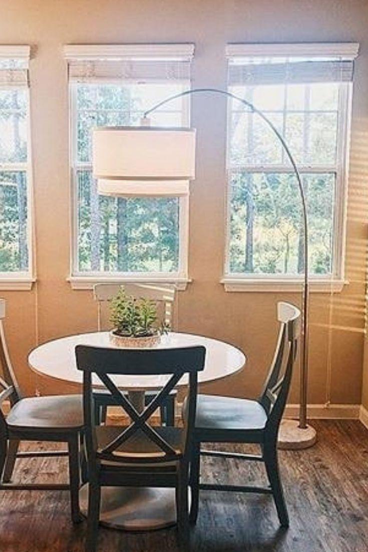 Mason Floor Lamp Dining Room Floor Lamp Curved Floor Lamp Arc Floor Lamps