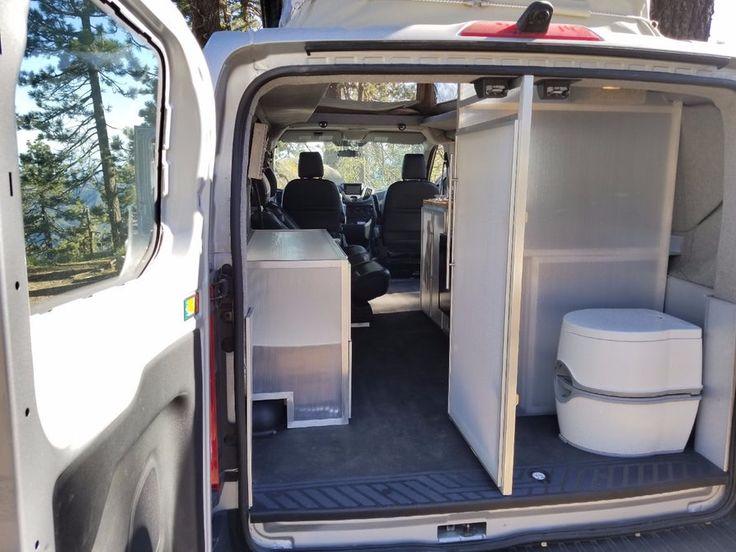 Image Result For Camper Van With Bathroom Transitional