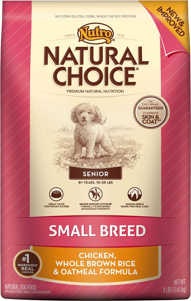 The 25 best natural choice dog food ideas on pinterest coconut nutro natural choice small breed senior chicken whole brown rice oatmeal formula dry dog food bag forumfinder Image collections
