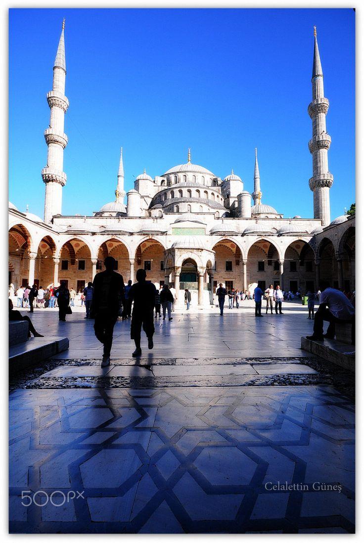 Sultanahmet Mosque - Sultanahmet Camii