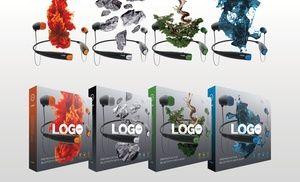 Groupon - iJoy Logo Wireless Bluetooth Neckband Headphones. Groupon deal price: $14.99