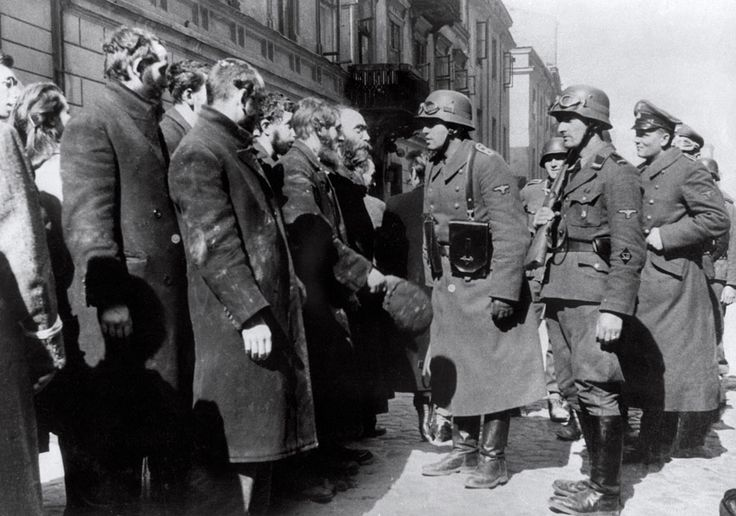 nazi soldiers and jews relationship