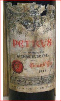 Petrus Wine | Petrus 1945 - Vinos Míticos, PETRUS - Pomerol - ENOPATAONLINE.com