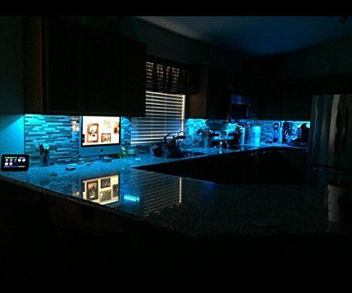 Led Strip Lighting Kitchen Ideas: 19 Best Images About Bonlux RGB LED Strip Light Kit On