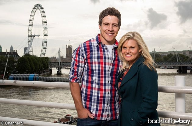 Home and Away, Brax and Ricky in London episodes
