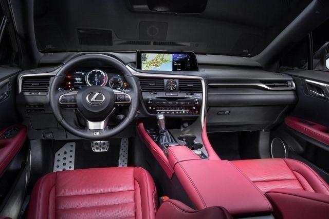2020 Lexus Rx The Most Complete Suv Lineup Lexus Rx 350 Lexus Rx 350 Sport Lexus