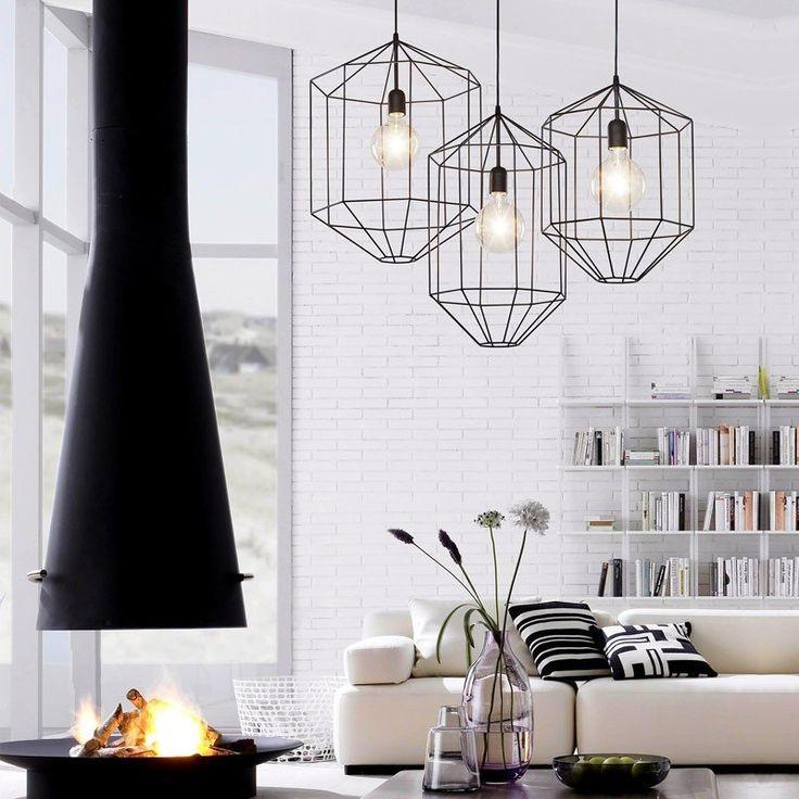 Unas lámparas muy de moda actualmente...