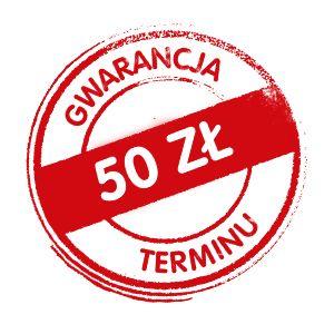 Gwarancja terminowej wysyłki lub 50 zł! | MALL.PL
