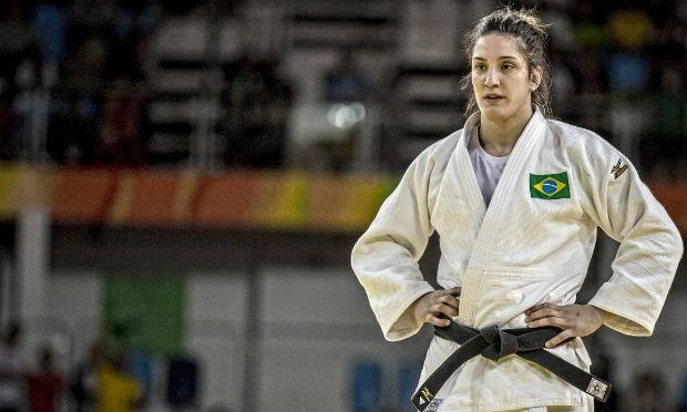 Rio 2016: Mayra Aguiar vence cubana e é bronze | Canal do Kleber
