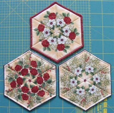 """Stack+and+Whack+Kaleidoscope+Quilt 