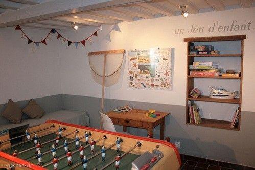 Un Bateau sous mon Transat à Port-en-Bessin-Huppain dans la Calvados en Normande Abritel 856057,  2 Chambres.