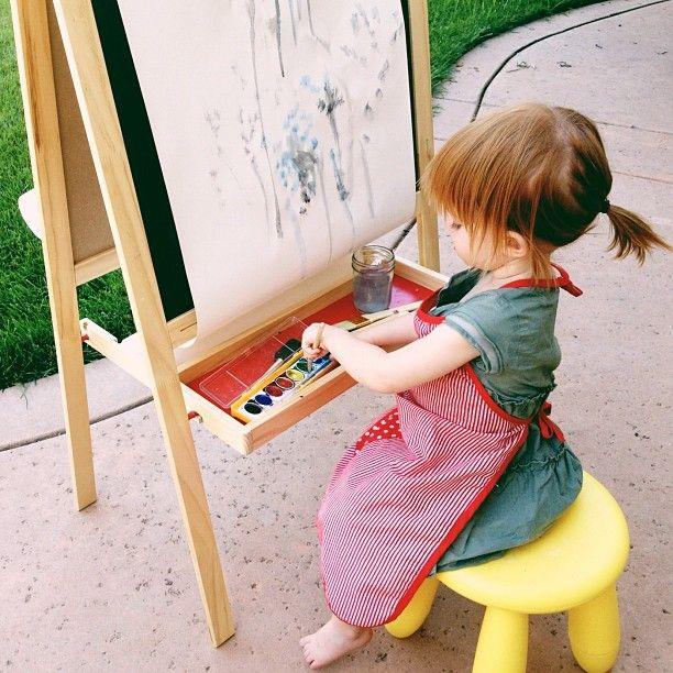 Rachel Jones @blackeiffel Painting en plein...Instagram photo   Websta (Webstagram)