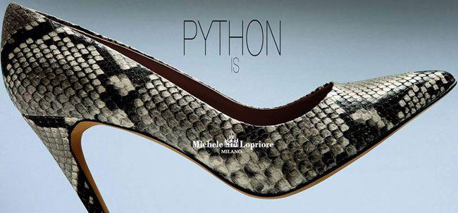Un'estetica classica e decisamente femminile accompagna i diversi modelli della variegata collezione scarpe Michele Lopriore presentata per l'autunno inverno 2016-2017 con protagoniste forme divers…