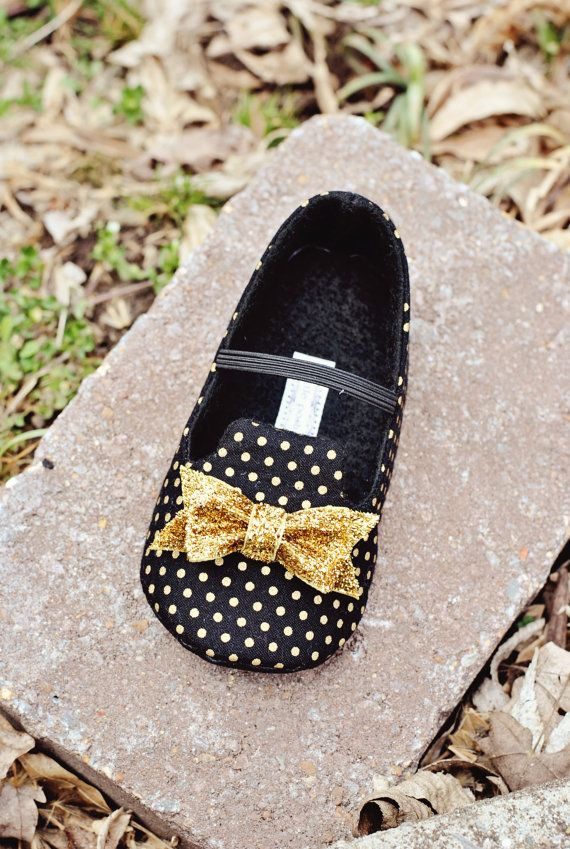 Baby Girl Loafers Toddler Girl Shoes Soft Soled by LittlePoshBebe